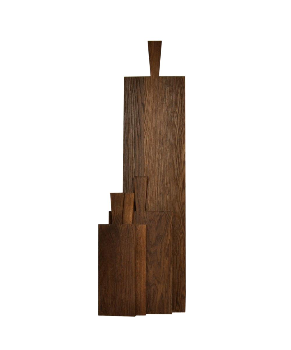 brett aus eiche dunkel breit petite catrin. Black Bedroom Furniture Sets. Home Design Ideas