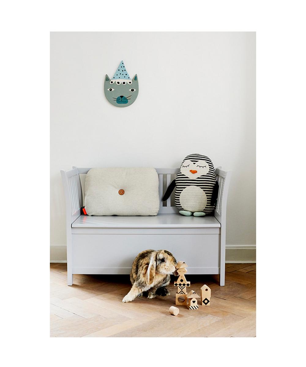 kissen pinguin pingo petite catrin. Black Bedroom Furniture Sets. Home Design Ideas